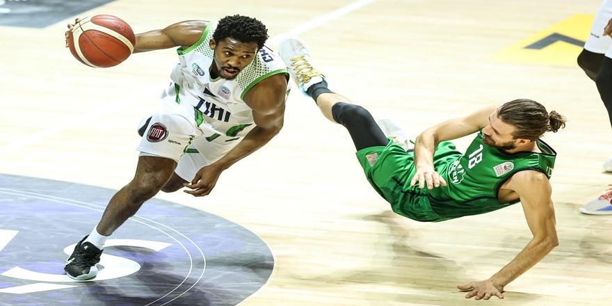 Ing Basketbol Süper Ligi: TOFAŞ: 101 - Darüşşafaka Tekfen: 89