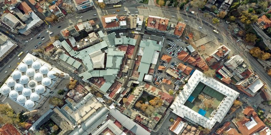 Bursa'da Tarihi Çarşı Ve Hanlar Bölgesi Çarşıbaşı Kentsel Tasarım Projesi İçin Acele Kamulaştırma!