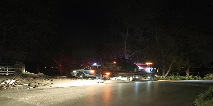Bursa'da Trafik Kazası! 3 Kişi Yaralandı