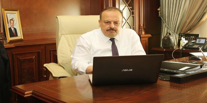 Bursa Valisi Yakup Canbolat BEBKA Toplantısına Katıldı