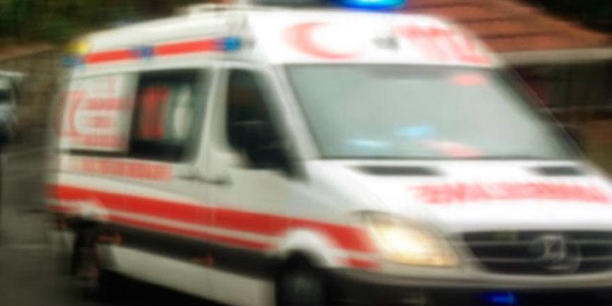 Gemlik'te Kaza! Traktör Sürücüsü Yaralandı