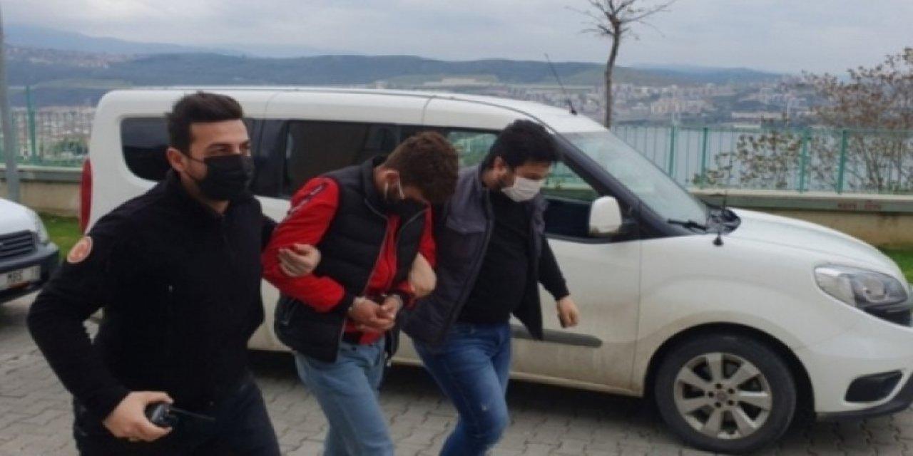 Bursa'da Hırsızlık Zanlısı ve Depo Sahibi Ortağı Yakalandı