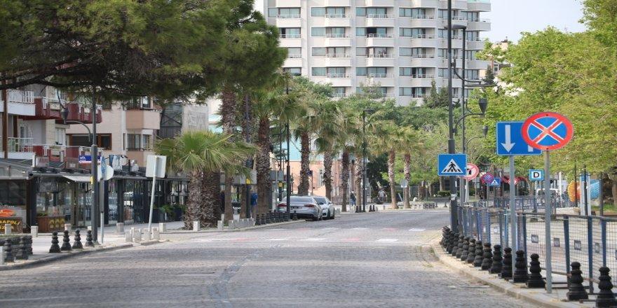 Bursa'da Tam Kapanmanın Dördüncü Günü Sakin Geçiyor