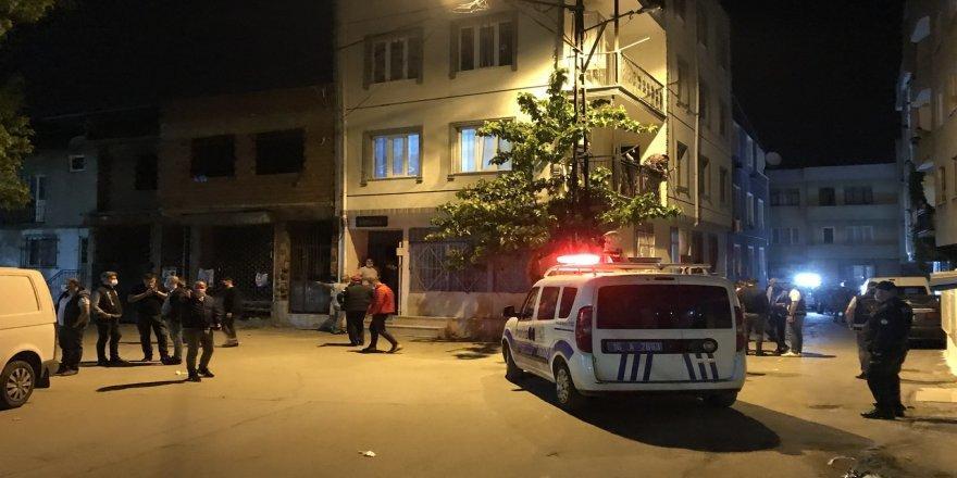Bursa'da Silahlı Kavga! 1'i Polis 2 Kişi Yaralandı