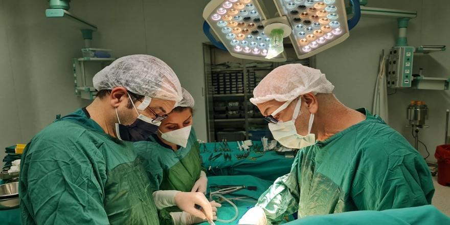 Bursa'da Kadının Bağışlanan Organları 3 Kişiye Umut, 2 Kişiye de Işık Oldu