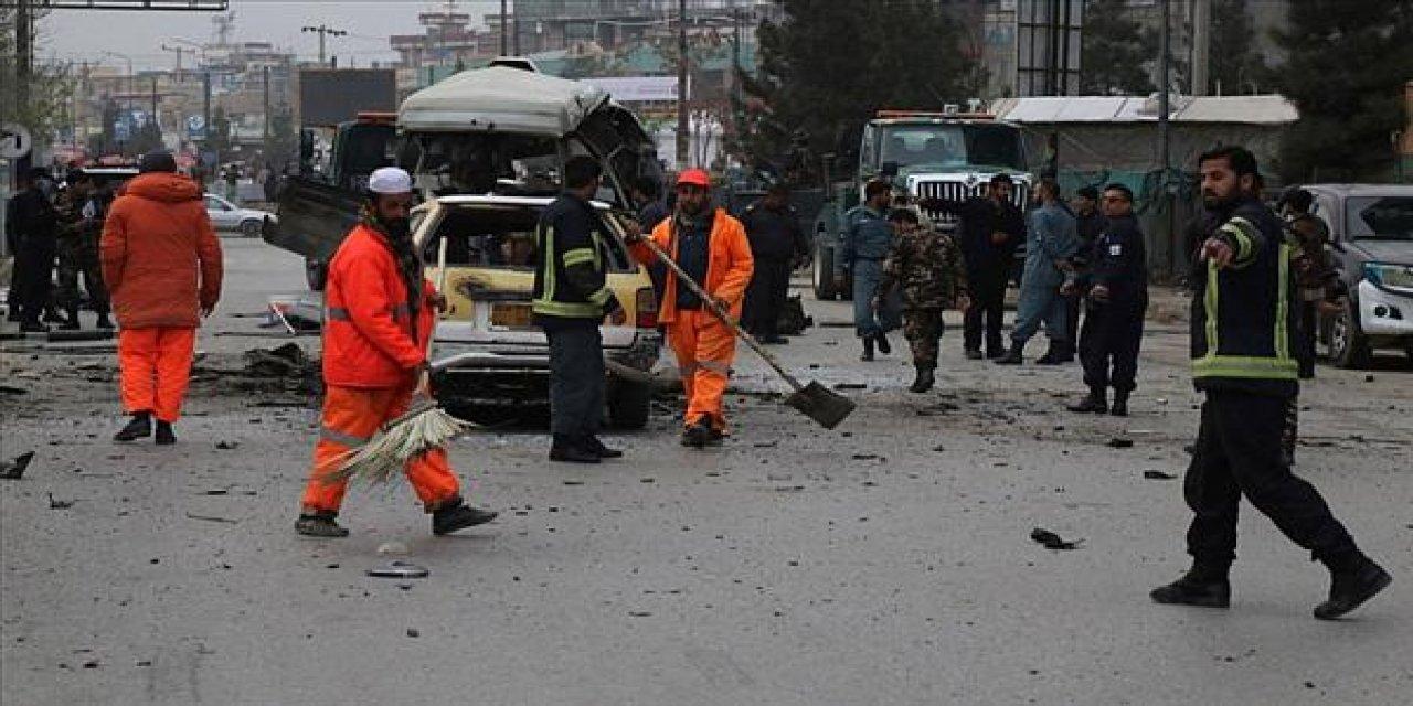 Afganistan'ın Başkenti Kabil'de Patlama: 52 Yaralı 30 Ölü!