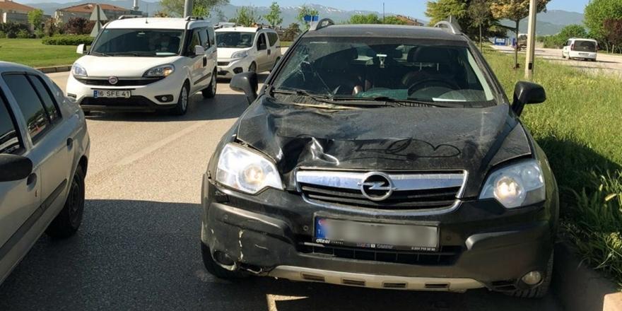 Bursa'da Kaza! Cipin Çarptığı Yaya Öldü