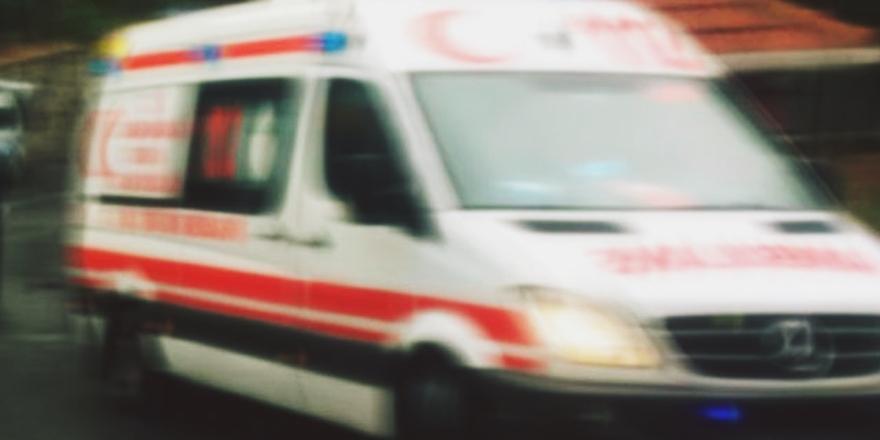 İnegöl'de Pencereden Düşen Çocuk Tedavi Altına Alındı
