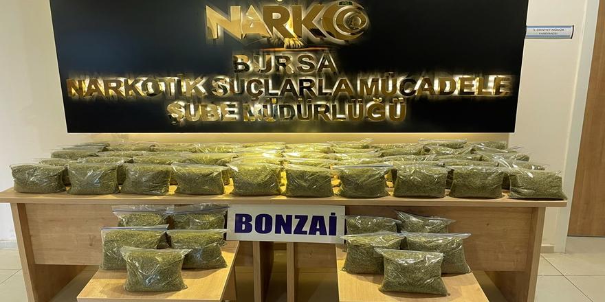 Bursa'da Uyuşturucu Operasyonu! 3 Şüpheli Tutuklandı