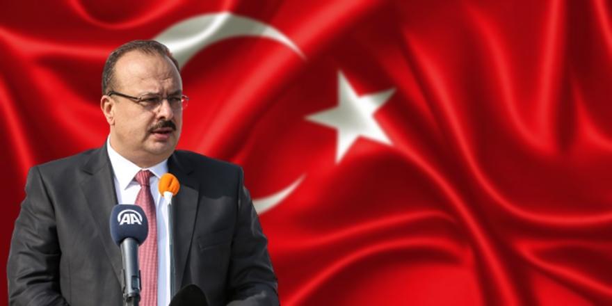 Bursa Valisi Canbolat 19 Mayıs Nedeniyle Mesaj Paylaştı