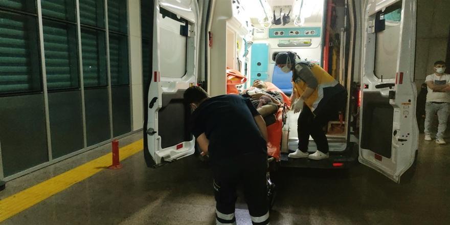 Bursa'da Silahlı Kavga! 1 Kişi Yaralandı