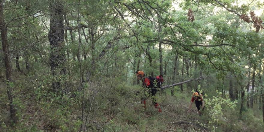 Bursa'daki Kanyonda Kaybolan 3 Kişi Bulundu