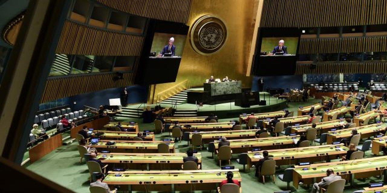 BM Genel Kurulu Filistin'deki Saldırıları Konuşmak İçin Toplandı!