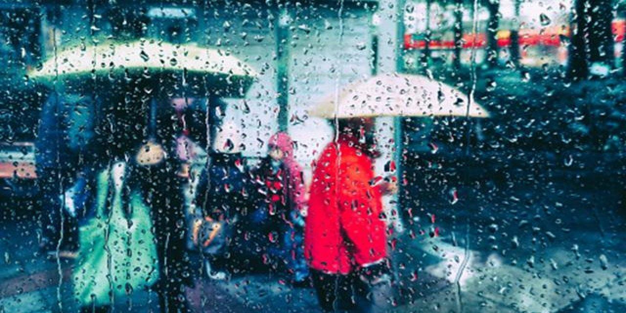 Meteoroloji 5 İlde Kuvvetli Sağanak Beklendiğini Açıkladı!