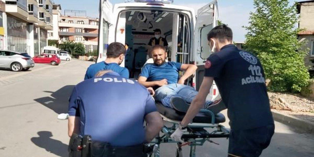 Bursa'da 50 TL İçin Kavga Ettiği Arkadaşının Kardeşini Silahla Yaraladı!