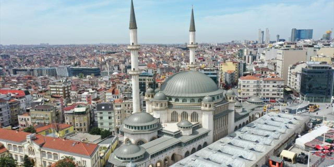 Taksim Camii Yarın İbadete Açılıyor!