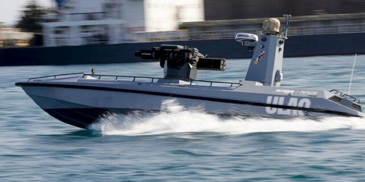 Denizkurdu 2021 Tatbikatında SİDA İlk Atışında Hedefi Buldu!