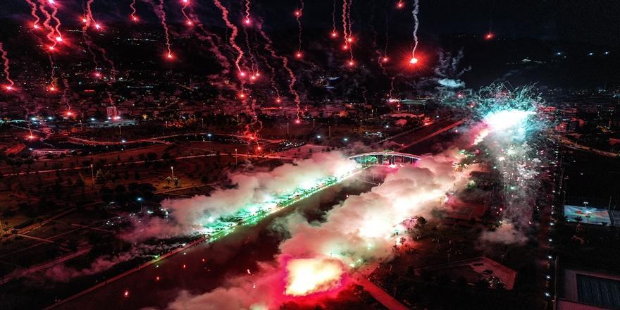 Bursaspor'un 58. Kuruluş Yıl Dönümü Coşkuyla Kutlandı