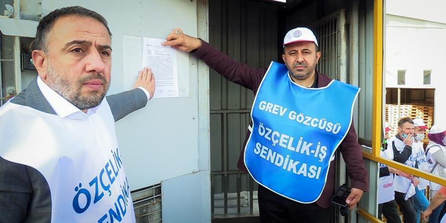 Bursa'daki Radyatör Fabrikasında İşçiler Grev Kararı Aldı