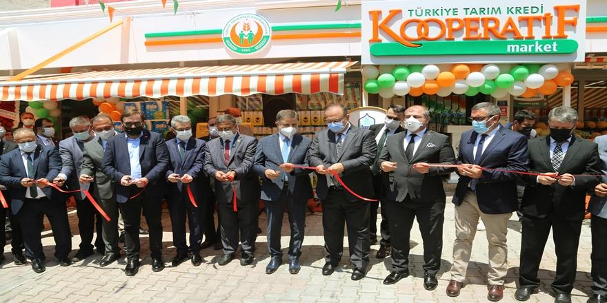 Tarım Kredi Kooperatif Marketi 300'üncü Şubesini Bursa'da Açtı