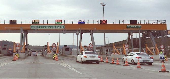 2019 yılı Osmangazi Köprüsü geçiş ücretleri belli oldu