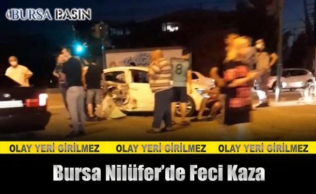 Bursa'da Feci Kaza: 2 Yaralı
