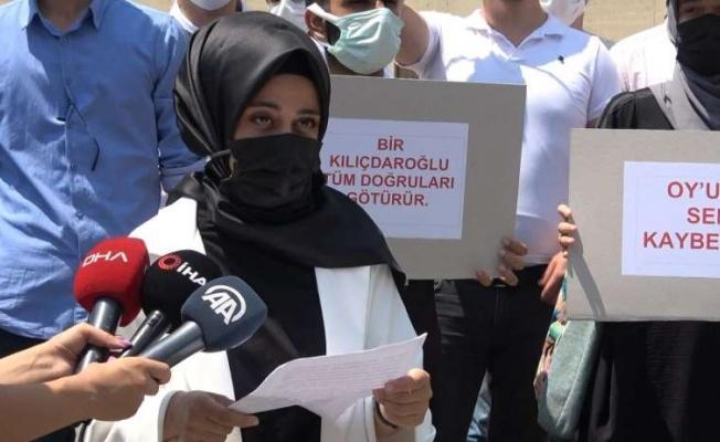 Bursa'da YKS'ye Giren Gençler, Kılıçdaroğlu'na 1 Liralık Tazminat Davası Açtı