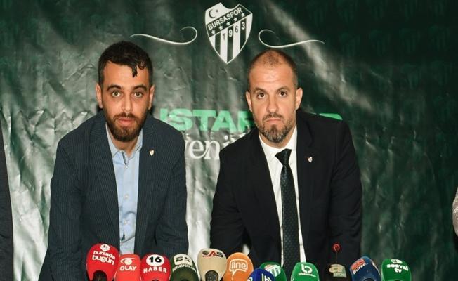 Bursaspor Teknik Direktör Mustafa Er İle Anlaştı