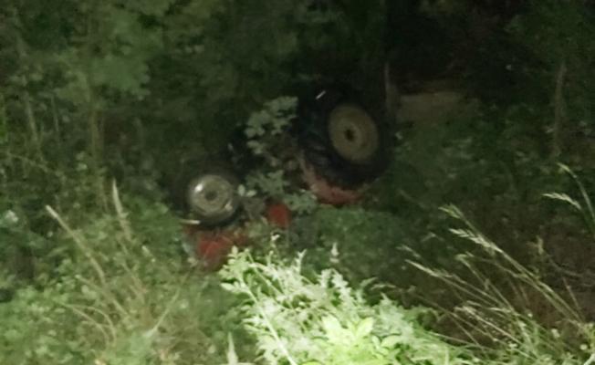 İnegöl'de Kaza! Yaşlı Adam Traktörün Altında Kalarak Öldü