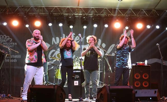 Nilüfer Caz Festivali Sonic Boom Konseriyle Başladı