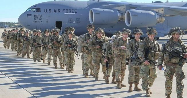 Pentagon, Orta Doğu'daki Askeri Varlığını Azaltıldığını Açıkladı