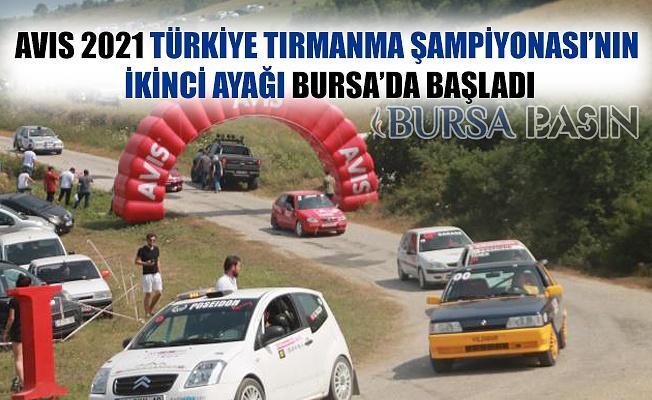 AVIS 2021 Bursa'da Başladı!