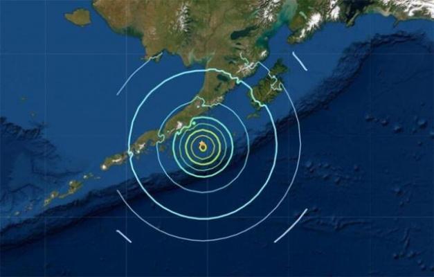 ABD'de 8,2 Büyüklüğünde Deprem Gerçekleşti!