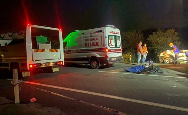 Afyonkarahisar'da Trafik Kazası: 4 Ölü 2 Yaralı
