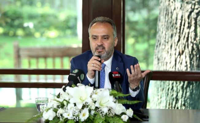 Belediye Başkanı Aktaş Bursaspor İle İlgili Soruları Yanıtları
