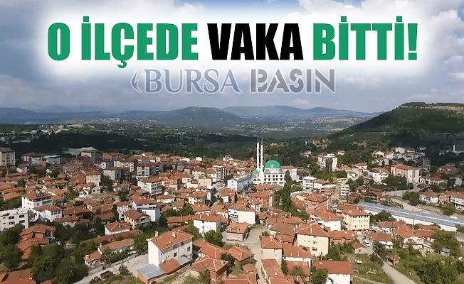 Bursa Büyükorhan'da Koronavirüs Vakası Kalmadı!