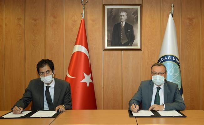 Bursa Uludağ Üniversitesi'nde Kemik Nakillerine İlişkin Protokol