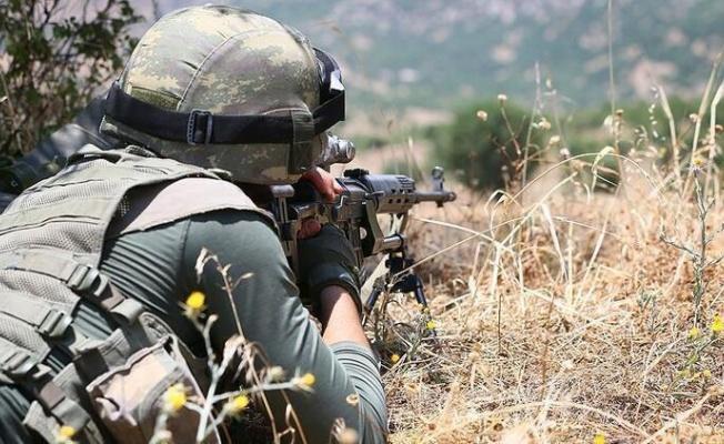 Eren-14 Operasyonu Kapsamında Hakkari'de 2 Terörist Öldürüldü