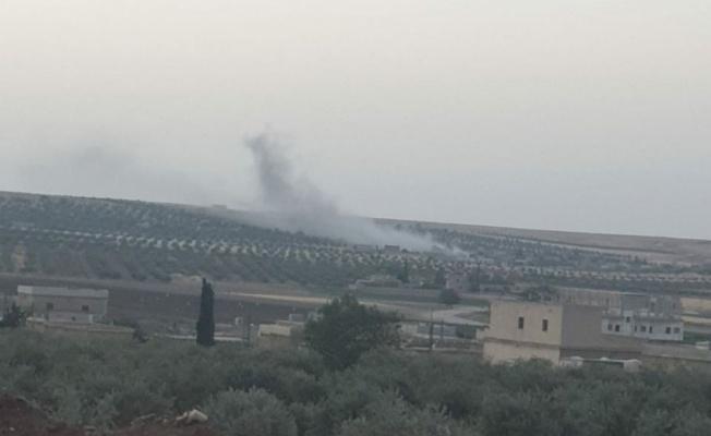 Esad Rejimi İdlib'de Sivilleri Vuruyor: 8 Ölü 10 Yaralı