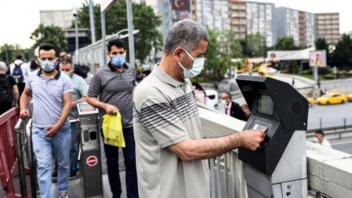 Türkiye'de Vaka Sayısı 9 Bine Yaklaştı