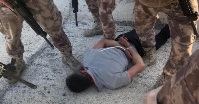 Konya'da ki Vahşetin Faili Yakalandı