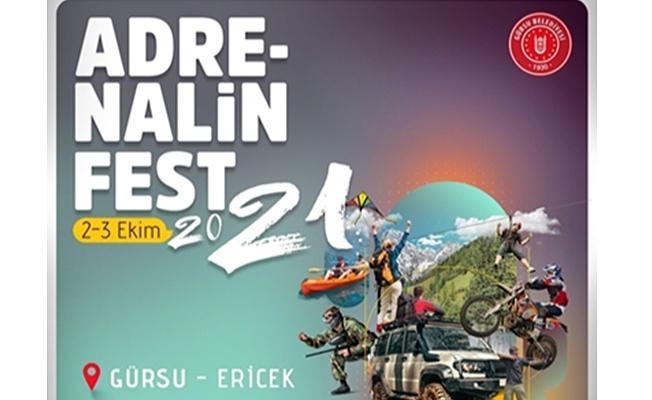 Gürsu Belediyesi Adrenalin Festivali