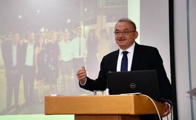 Prof. Dr. Mehmet Zarifoğlu Emekli Oldu