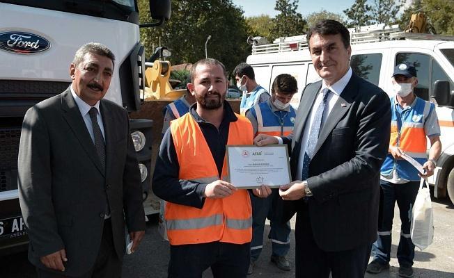 Süleyman Soyludan Osmangazi'nin Kahramanlarına Teşekkür