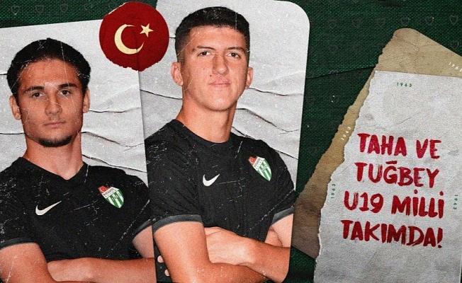Taha Altıkardeş ve Tuğbey Akgün U19 Milli Takımı'na Davet Edildi