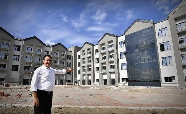 Türkiye'nin en büyük ve en özel sosyal projesi Bursa'da açılıyor