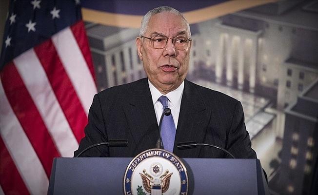 ABD'nin eski dışişleri bakanı Powell hayatını kaybetti