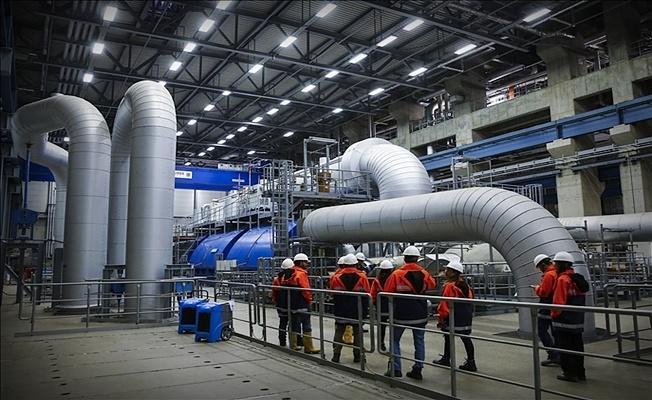 ABD`de doğal gaz santrallerinin yüzde 31`i zarar ediyor