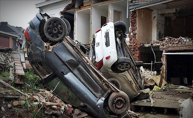 Belçika 3 aydır sel felaketinin yıkımıyla boğuşuyor