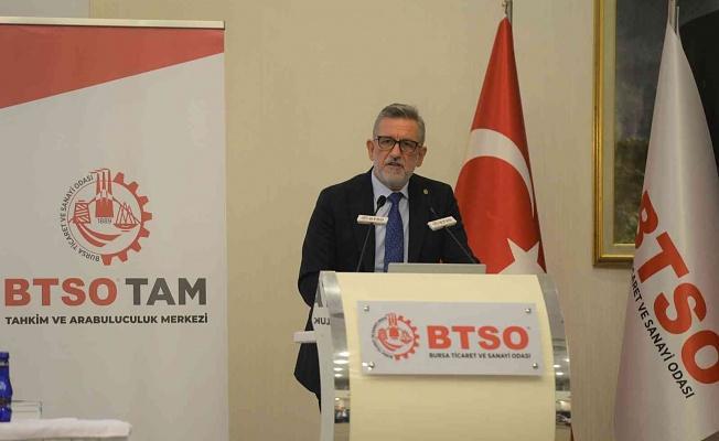 BTSO Yönetim Kurulu Başkanından Açıklama